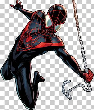 Miles Morales: The Ultimate Spider-Man Miles Morales: The Ultimate Spider-Man Venom Spider-Verse PNG