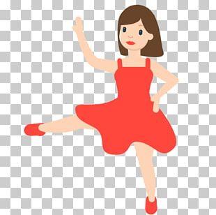 Dancing Emoji SMS Emoticon PNG