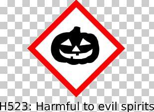 Hazard Symbol Pictogram PNG