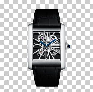 Watch Cartier Tank Anglaise Jewellery PNG