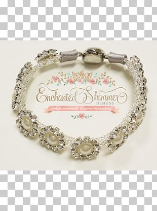 Bracelet Bling-bling Silver Jewellery Chain PNG