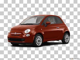 Fiat Automobiles Fiat 500 Chrysler Car PNG