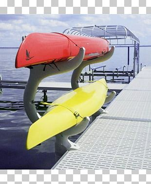 Floating Dock Kayak Canoe Shore PNG