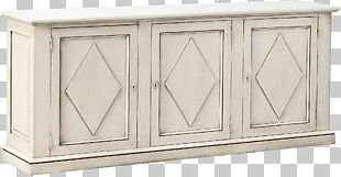 Buffets & Sideboards Rectangle Wood Stain PNG