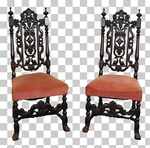 Chair Antique Product Design PNG