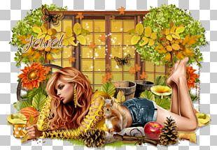 Natural Foods Floral Design Vegetable PNG