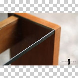 Drawer Rectangle Wood Stain PNG