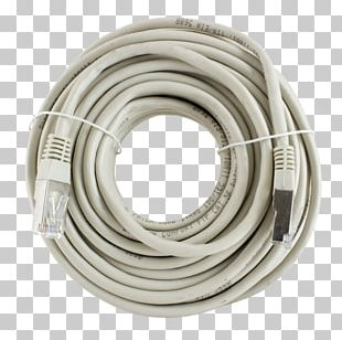 Coaxial Cable Network Cables Electrical Cable Wire Computer Network PNG