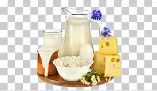 Soured Milk Cream Kefir Dairy Products PNG