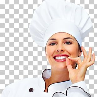 Chef's Uniform Food Menu PNG