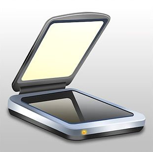 TurboScan IPhone App Store Scanner PNG