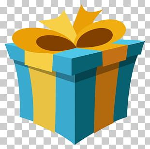 Emoji Gift Emoticon Symbol SMS PNG