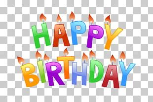 Happy Birthday To You Wish Greeting Card Birthday Card PNG