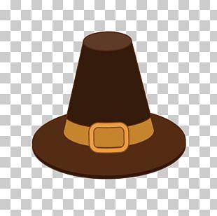 Thanksgiving Pilgrims Hat PNG