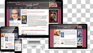 Web Page Digital Journalism Communication Display Advertising Organization PNG