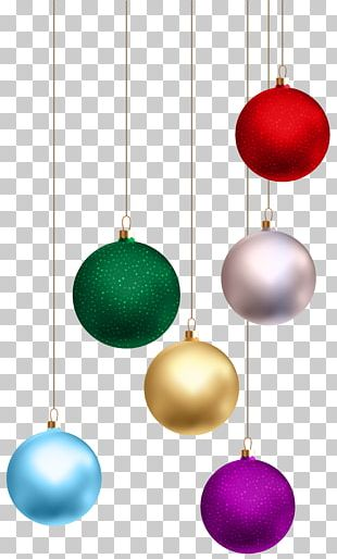 Christmas Ornament Christmas Decoration Holiday New Year PNG