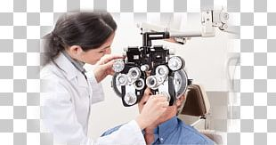 Eye Examination Optometry Glasses Contact Lenses Eye Care Professional PNG