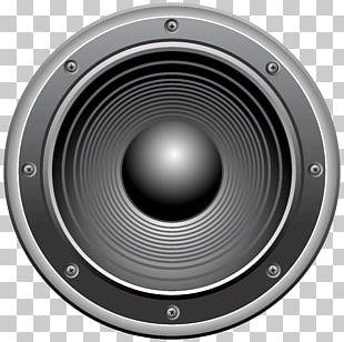 Loudspeaker Microphone PNG