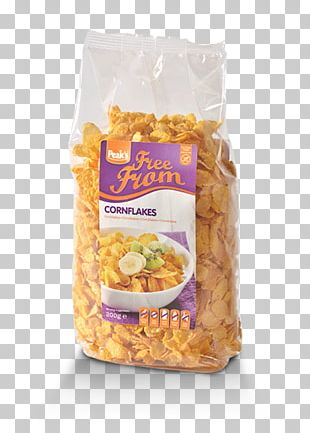 Muesli Corn Flakes Breakfast Cereal Vegetarian Cuisine PNG