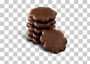 Praline Biscuit Chocolate Cookie M PNG