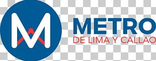 Lima Metro Rapid Transit Logo Train Corporate PNG