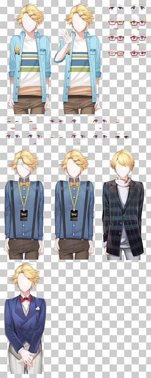 Mystic Messenger Sprite Video Game Visual Novel PNG