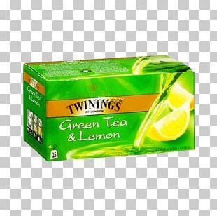 Green Tea Lime Twinings Tea Bag PNG