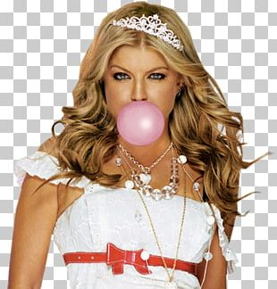 Fergie Singer Boom Boom Pow Giphy PNG