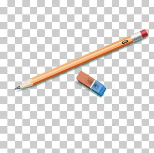 Pencil Eraser Natural Rubber PNG