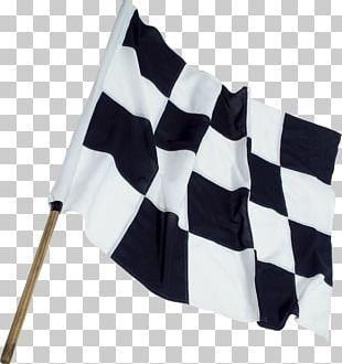 Auto Racing Checkered Flag PNG