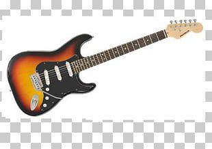 Fender Musical Instruments Corporation Fender Stratocaster Electric Guitar Fender Jaguar Squier PNG