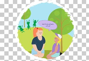Kids Helpline Human Behavior Organism Cartoon PNG