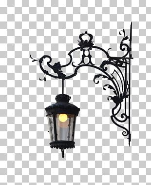 Lamp Street Wall PNG