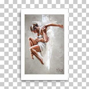 Watercolor Painting Artist Dance PNG