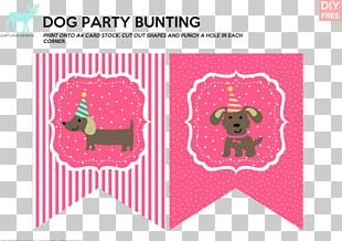 Wedding Invitation Birthday Party Greeting & Note Cards Puppy PNG