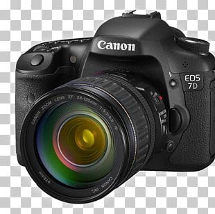 Canon EOS 7D Mark II Canon EF-S 18–135mm Lens Canon EF Lens Mount Digital SLR PNG