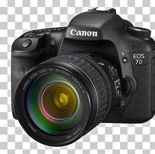 Canon EOS 7D Mark II Canon EF-S 18–135mm Lens Canon EF Lens Mount Digital SLR PNG