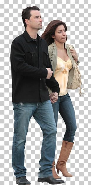 Holding Hands Walking Jogging Woman PNG