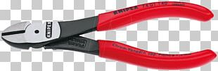 Diagonal Pliers Knipex Tool Cutting PNG