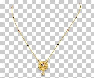 Necklace Jewellery Mangala Sutra Gold Earring PNG