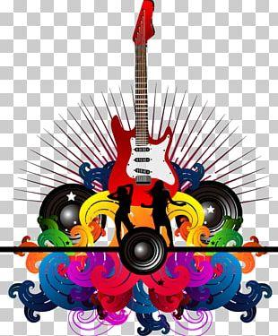 Guitar Poster PNG