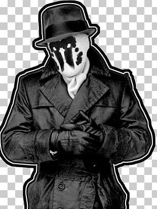 Rorschach Edward Blake Ozymandias Nite Owl Watchmen PNG