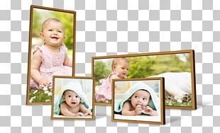 Frames Collage Photomontage Photographic Paper PNG