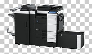 Photocopier Multi-function Printer Konica Minolta Standard Paper Size PNG