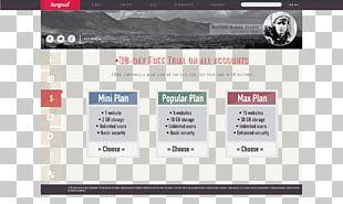 User Interface Design Web Page Web Design Interaction Design PNG