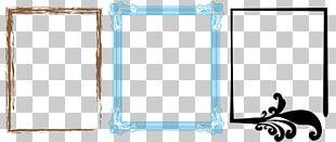 Borders And Frames Frame Film Frame PNG