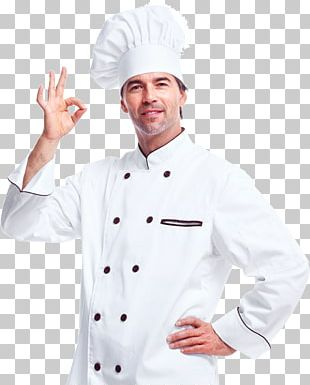 Chef's Uniform Cook Restaurant Food PNG