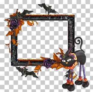 Halloween Frame PNG
