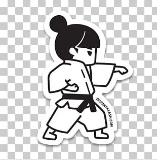 Karate Martial Arts Taekwondo Drawing Obi PNG