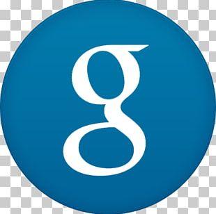 Blue Symbol Logo Circle PNG
